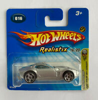 2005 Hotwheels Ford Shelby GR-1 Concept Silver! Very Rare!