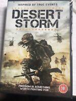 Desert Storm [DVD], Mark Eifler,Kyle Ryan Diffenthal,Basil Dadswell,New Sealed