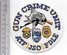 ATF Florida Gun Crime Unit Jacksonville Sheriff Florida Dept Law Enforcement Pro
