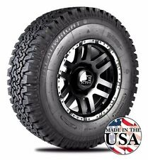 TreadWright Tires WARDEN A/T LT35x12.50R17 (D-8ply) Remold USA