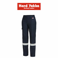 Womens Hard Yakka Protect Fire Resistant Cargo Pants Sheildtec Safety Y02320