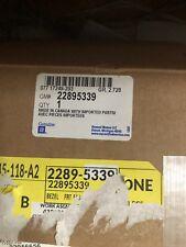 NEW GM 22895339 LEFT FOG LIGHT BEZEL ZL1 MODELS FOR 2012 2015 CHEVROLET CAMARO