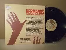 V.A Hermanos /  Maria conchita, Veronica casto, Lucia Mendez / LP VG+