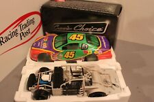 1999 Adam Petty Spree 1/24 Hot Wheels Crew's Choice NASCAR Diecast