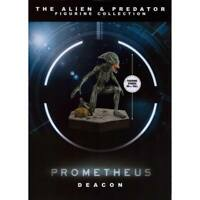 Eaglemoss Prometheus Deacon Figurine