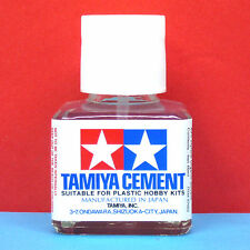 Tamiya #87003 Cement for plastic hobby kits [40ml]