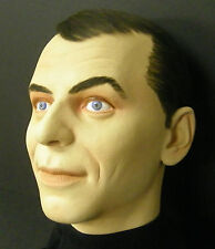 FRANK SINATRA Latex Head from MOVIELAND WAX MUSEUM MOLD Sculpted by Pat Newman!