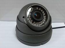 "1/3"" Sony CMOS HD-CVI 2.4MP 36IR 2.8-12mm Varifocal Outdoor Dome Security Camera"