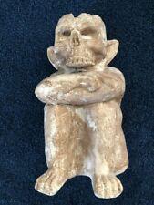 Skeleton Gargoyle Statue Arms Crossed - top view is Brain - very cool
