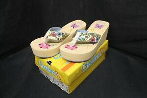 Skechers Cali Foamies Clogs New With Box Size 8 M -A7