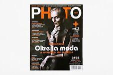 Rivista Fotografica Photo Italia - No. 40 - Febbraio 2005 - Karl Lagerfeld