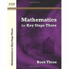 Mathematics for KS3: Book 3 by CGP Books (Paperback, 2014)