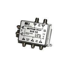 Smart 5x2 DiSEqC Switch