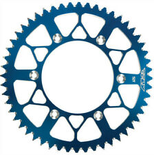 FLY Racing Sprocket Rear 47 BLUE Fits: Husqvarna TC 250,TE 250,FE 350 316-47 BLU