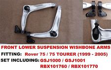 ROVER 75/75 TOURER FRONT LOWER WISHBONES SUSPENSION ARM LH AND RH NEW