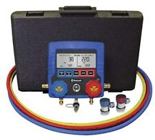 """Mastercool 99872-A 72"""" Digital Manifold Set With Vechicle Specific Data"""