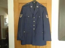 Superb Vintage US Air Force Jacket with Master Sergeant Sleeve Badge