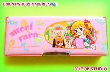 VINTAGE80 Magnetic Pencil Case astuccio calamitato Anime manga Candy style JAPAN