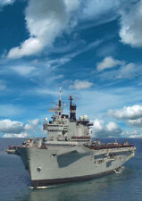 HMS ILLUSTRIOUS - LIMITED EDITION ART (25)
