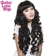 Gothic Lolita Wigs® Duchess Elodie Collection™  - Black Mix