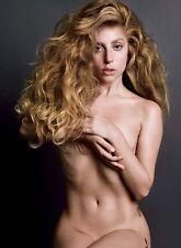 Hot Sexy photo A4 Lady Gaga (8x12)