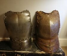 18 Century Cuirass Brest And Back Plate German Armour