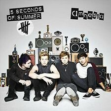 Amnesia [Single] by 5 Seconds of Summer (CD, Sep-2014, Capitol) Five seconds of