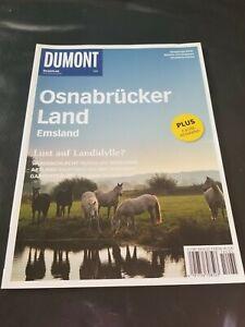 DuMont Bildatlas 035 Osnabrücker Land -Emsland  wie neu