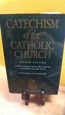 Catechism of the Catholic Church by Libreria Editrice Vaticana second ed (B-125)