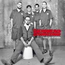 "Arthur And The Spooners - Skinhead Spoonstomp (2x12"" LP) Neu Gatefold SKA Oxo 86"