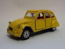 Corgi - Citroën 2 CV6 Jaune