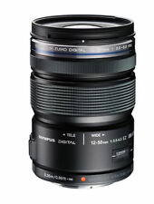 Olympus M.ZUIKO ED 12-50mm f/3.5-6.3 EZ Lens -Black (Bulk package)