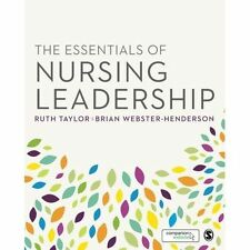 The Essentials of Nursing Leadership, Good Condition Book, Brian Webster-Henders