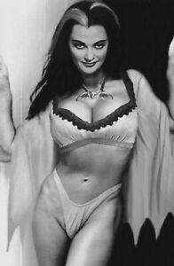 Yvonne De Carlo (2) 4x6 Glossy Photos     Lily The Munsters