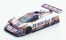 Jaguar XJR9 Silk Cut #22 Le Mans 1988 1:43 - Spark S4716