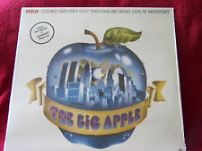 Toshiko Akiyoshi-Lew tabackin Big Band Live At Newport Big Apple rca OVP NOUVEAU