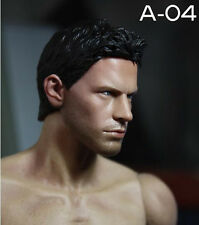 """1:6 Cool A04 Male Man Head Sculpt Model For 12"""" Hot ZY Toys Phicen Action Figure"""
