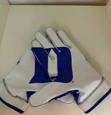 NIKE Men's DUKE SUPERBAD 4 PADDED FOOTBALL WR GLOVES Sz. 3XL NEW PGF432-481