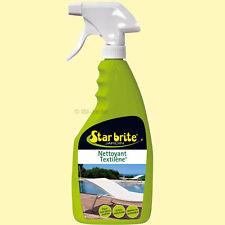 Nettoyant tissus enduits, Textilène®, Batyline®, Spray de 650ml, Star Brite