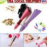 Hotfix Applicator Diy Hot Fix Rhinestone Setter Wand Tool Kit Set Easy To Use