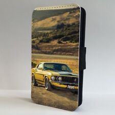 Vintage Classic American Muscle Car FLIP PHONE CASE COVER for IPHONE SAMSUNG