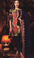 Pakistani Indian Designer replica Unstitched 3PC Lawn cotton salwar kameez