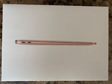"Apple MacBook Air 13"" Rose Gold *Empty Box Only* w/Stickers And Papers!"
