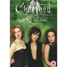 Charmed Die komplette 5. fünfte Staffel 6 DVD NEU &OVP