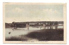 belleville-sur-saône  le pont sur la saône