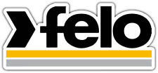 "Felo Tools Tool Germany Car Bumper Window Tool Box Sticker Decal 7""X3"""