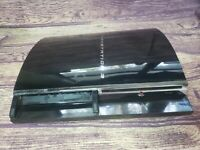 Sony PlayStation 3 PS3 CECHE01 Fat Backwards Compatible for PARTS/REPAIR ONLY