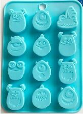 Disney Silicone Cake Mold Small Monsters & Friends