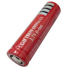 ☆  6800 mAh Lithium Ionen Akku 3,7 V 18650 Li - ion 65 x 18 mm SWAT ☆