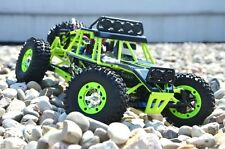 WL-Toys RC Crawler Buggy Across 1:12 Allradantrieb 50km/h LED 2,4Ghz Li-Ion Akku